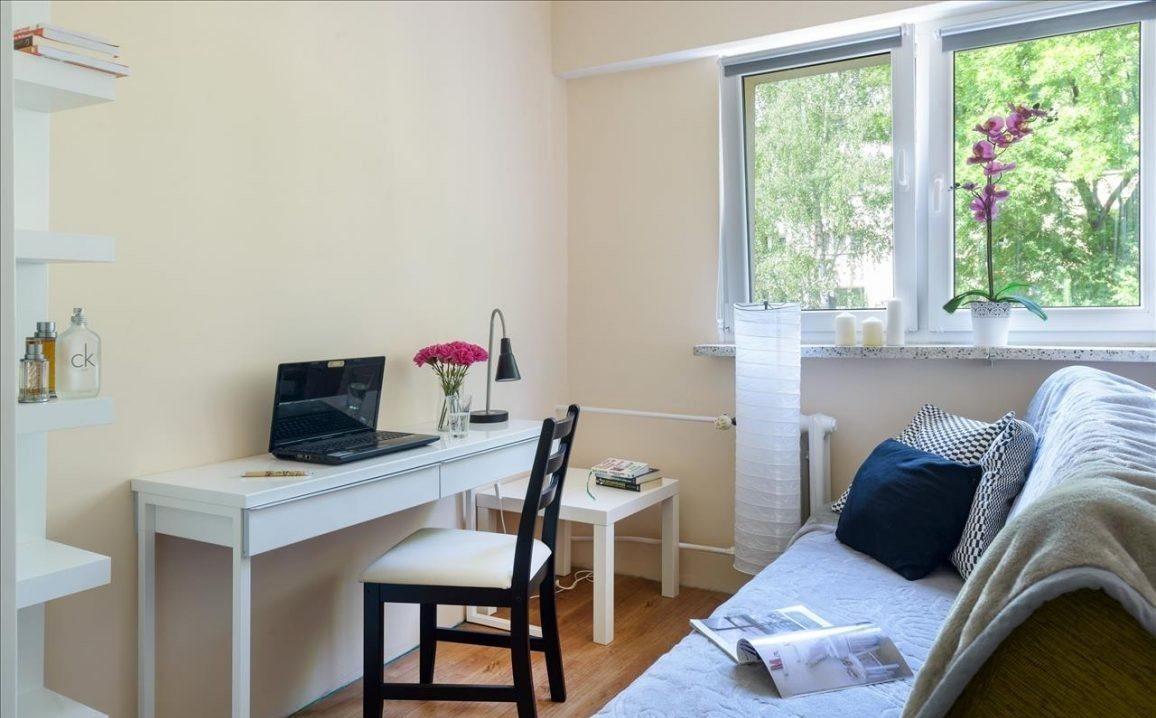 Mieszkanie trzypokojowe na sprzedaż Warszawa, Ochota, Jankowska  48m2 Foto 4