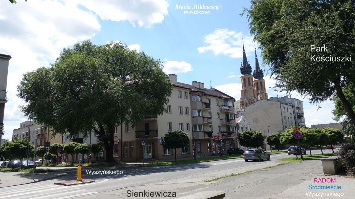 Lokal użytkowy na wynajem Radom, Centrum, Wyszyńskiego  63m2 Foto 2