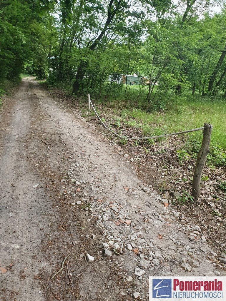 Działka rolna na sprzedaż Szczecin, Śmierdnica  3271m2 Foto 1