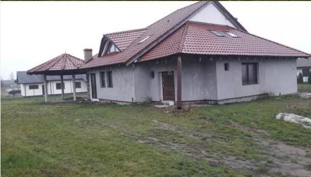 Dom na sprzedaż Nowa Wieś Malborska, Las, Pas nadmorski, Informacja w biurze  265m2 Foto 4