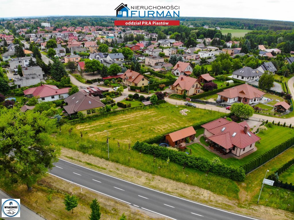 Działka budowlana na sprzedaż Trzcianka, Fałata  1159m2 Foto 12