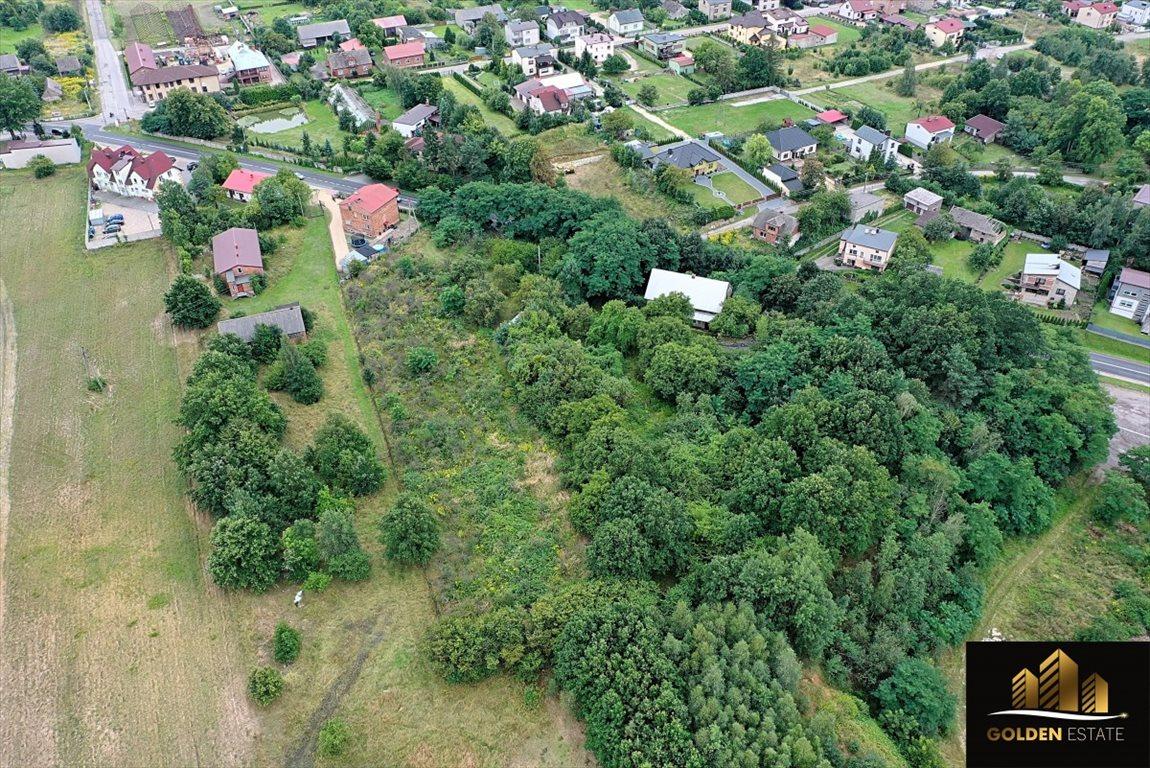 Działka budowlana na sprzedaż Truskolasy, Częstochowska  5029m2 Foto 11