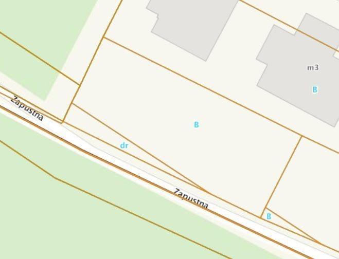 Działka budowlana na sprzedaż Warszawa, Włochy, Ryżowa  644m2 Foto 3