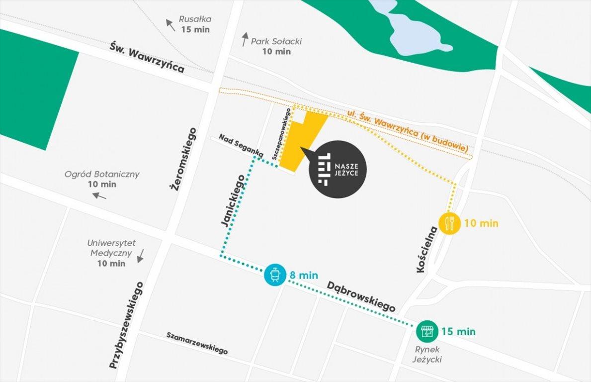 Mieszkanie trzypokojowe na sprzedaż Poznań, Jeżyce, Stanisława Szczepanowskiego  70m2 Foto 5