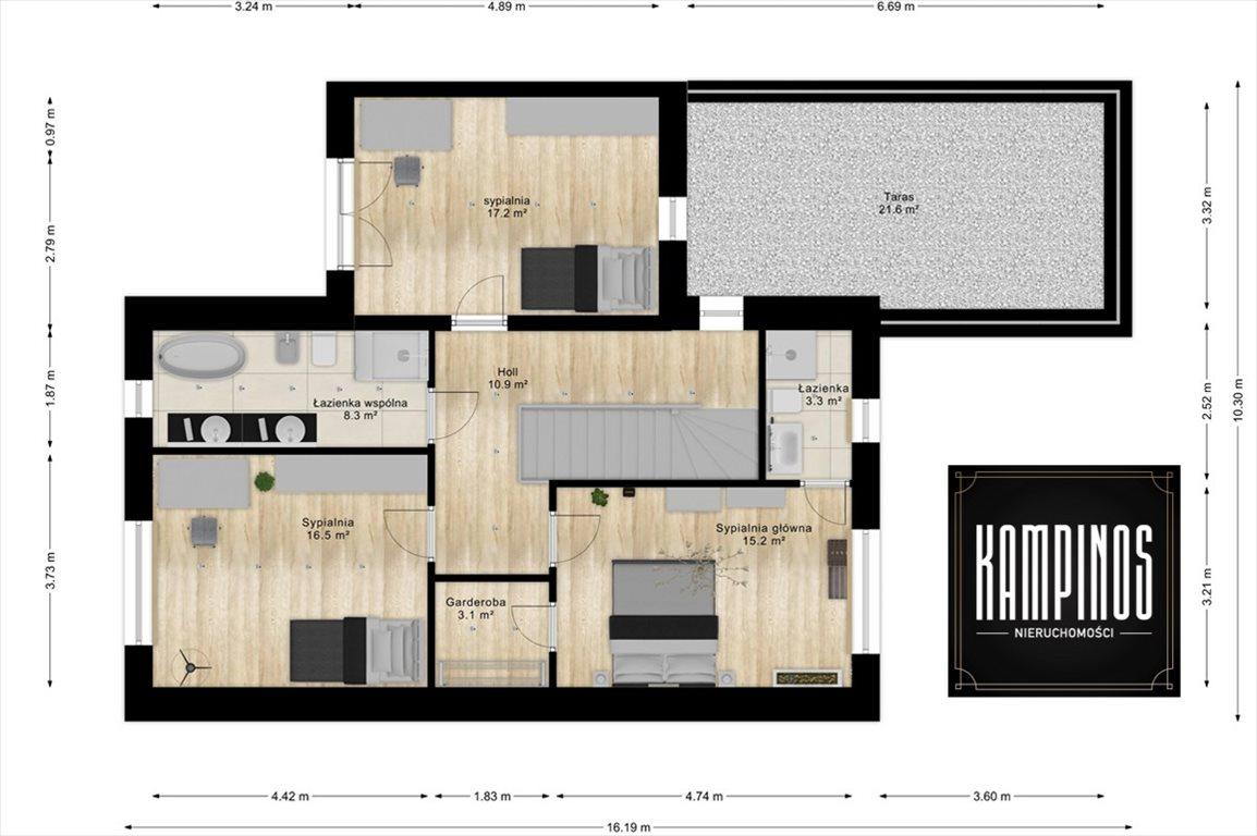 Dom na sprzedaż Izabelin C, Izabelin, oferta 2918  169m2 Foto 5
