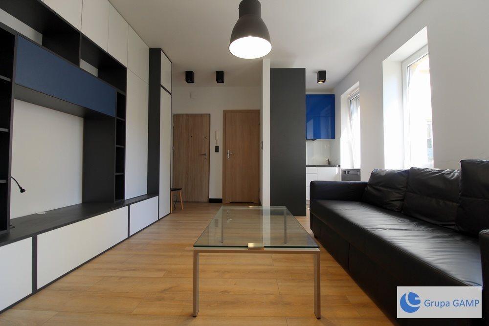 Mieszkanie dwupokojowe na wynajem Kraków, Nowa Huta, os. Centrum A  35m2 Foto 5