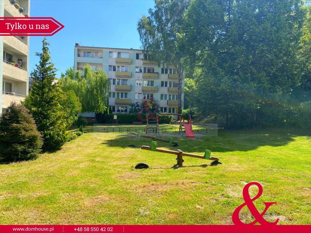 Mieszkanie dwupokojowe na sprzedaż Gdańsk, Oliwa, Piotra Michałowskiego  36m2 Foto 1