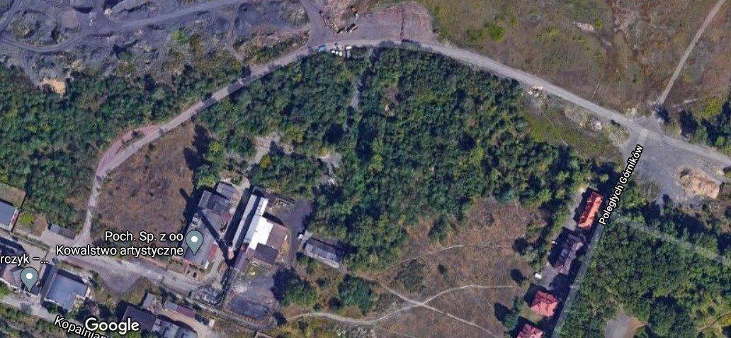 Działka przemysłowo-handlowa na sprzedaż Zabrze, Mikulczyce  14525m2 Foto 1