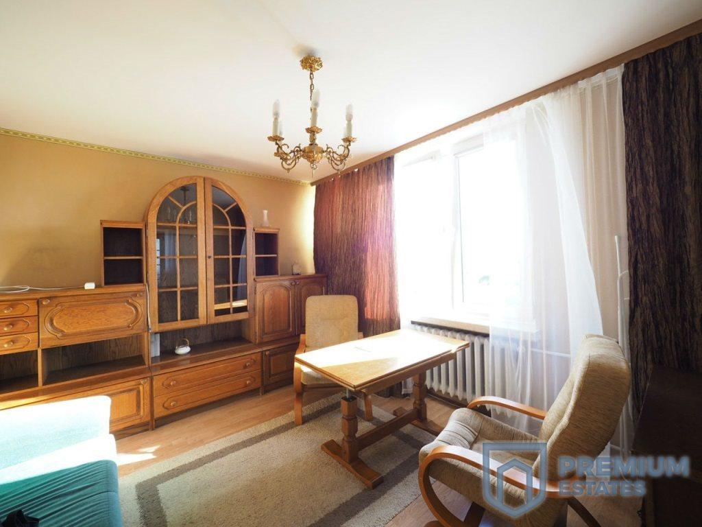 Mieszkanie trzypokojowe na wynajem Kraków, Grzegórzki, Dąbie, Widok  49m2 Foto 3