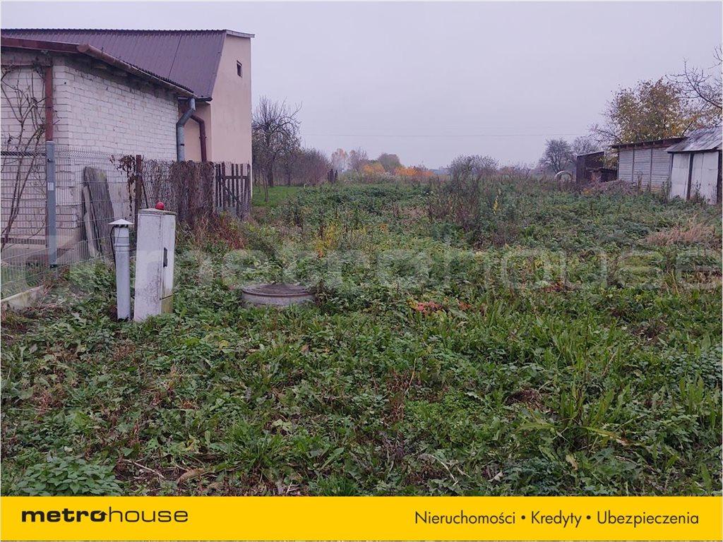 Działka budowlana na sprzedaż Wólka Gołębska, Puławy  1400m2 Foto 2