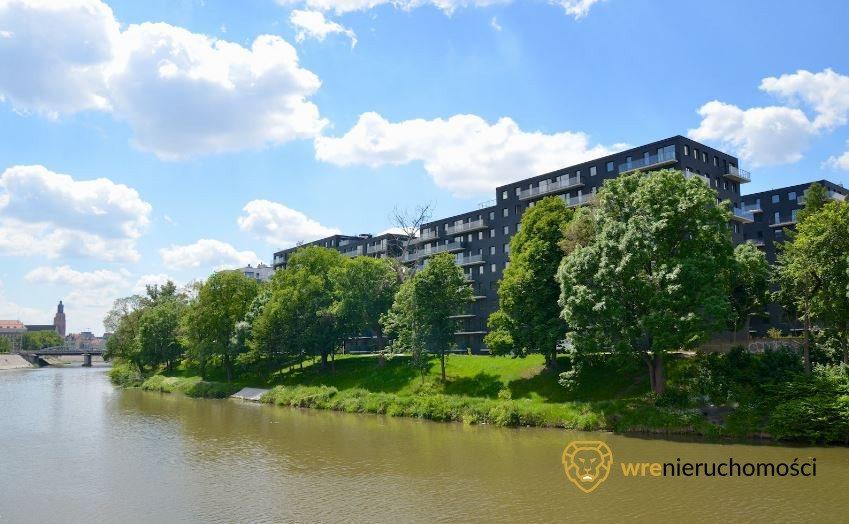 Mieszkanie czteropokojowe  na sprzedaż Wrocław, Nadodrze, Kępa Mieszczańska  88m2 Foto 3