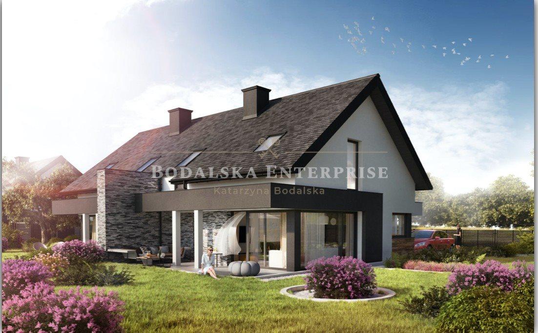 Dom na sprzedaż Panieńszczyzna, Warszawska  117m2 Foto 2