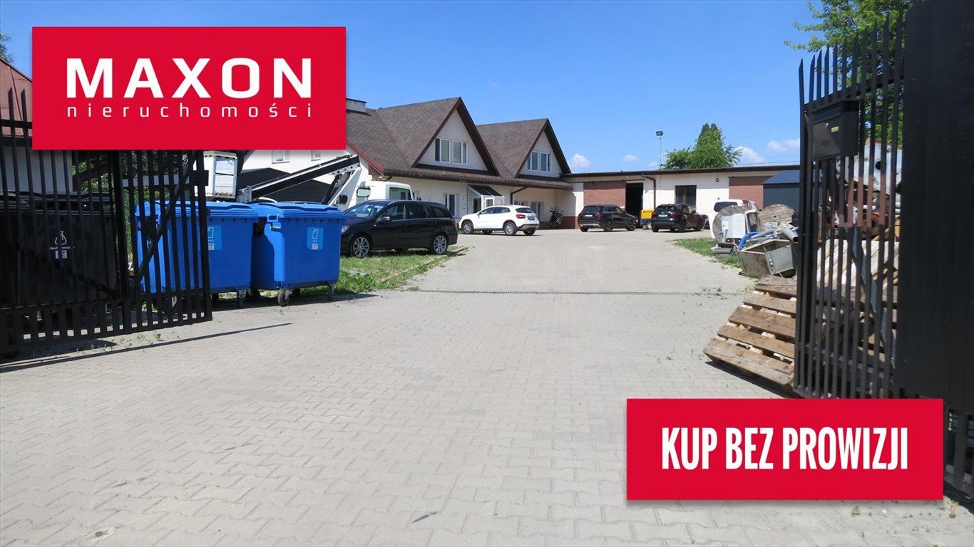 Lokal użytkowy na sprzedaż Warszawa, Ursynów, ul. Farbiarska  685m2 Foto 1
