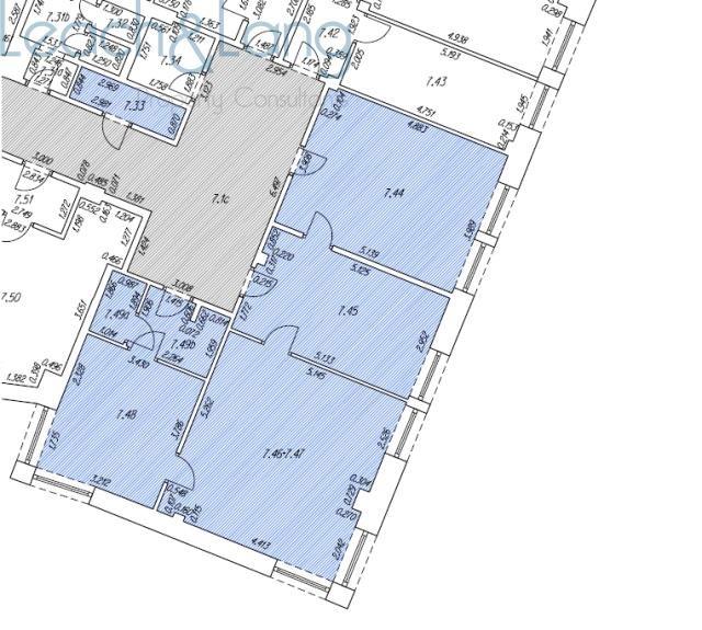 Lokal użytkowy na wynajem Kraków, Stare Miasto, Dunajewskiego, Juliana  82m2 Foto 7