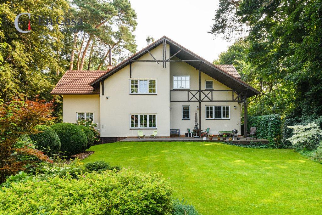 Luksusowy dom na sprzedaż Konstancin-Jeziorna, Kościelna  319m2 Foto 1