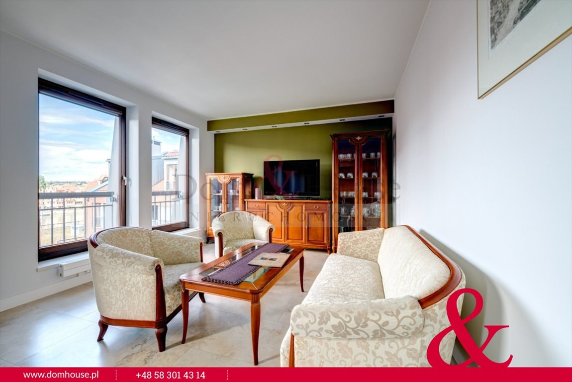 Mieszkanie trzypokojowe na sprzedaż Gdańsk, Śródmieście, Szafarnia  84m2 Foto 1