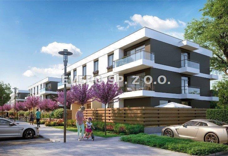 Mieszkanie czteropokojowe  na sprzedaż Wrocław, Psie Pole, ZAKRZÓW - NOWA INWESTYCJA - OGRÓD - BEZ PROWIZJI  88m2 Foto 2