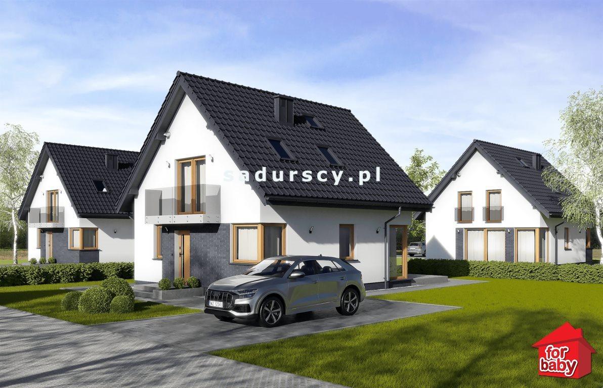 Dom na sprzedaż Zabierzów, Kobylany, Kobylany, Floriana  102m2 Foto 5
