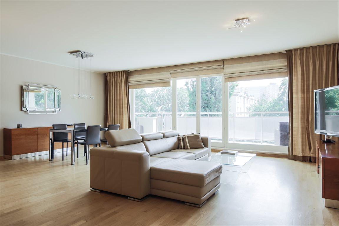 Luksusowe mieszkanie trzypokojowe na sprzedaż Warszawa, Mokotów, Wielicka  123m2 Foto 1