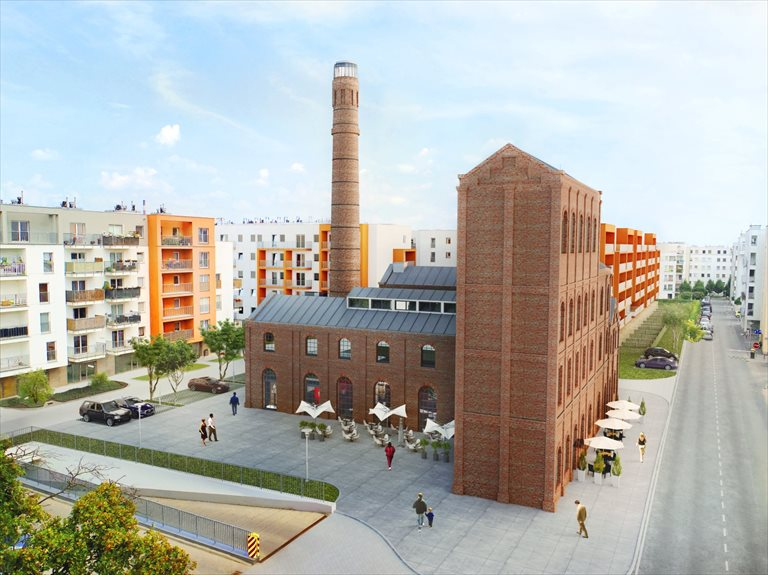 Nowy lokal użytkowy Stara Spalarnia Poznań, Wilczak, Wilczak 20  123m2 Foto 1