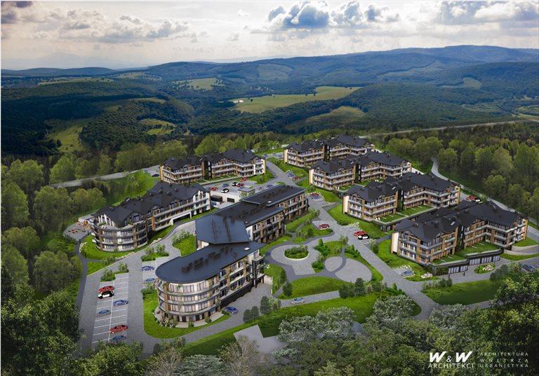 Nowe mieszkanie dwupokojowe Laguna Beskidów Apartamenty Nad Jeziorem Szczyrk  38m2 Foto 3