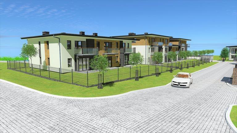Nowe mieszkanie trzypokojowe PANORAMA II Rybnik, Zamysłów  69m2 Foto 1