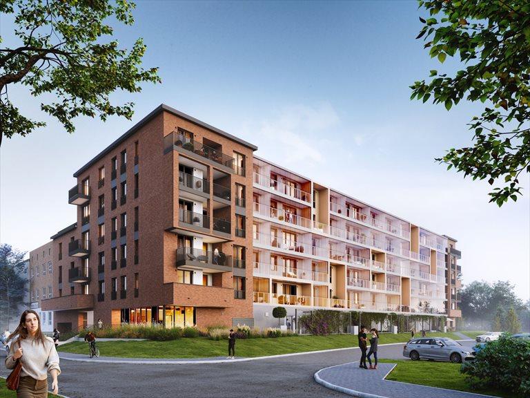 Nowe mieszkanie czteropokojowe  Hemma Orawska Kraków, Podgórze, Orawska  98m2 Foto 2
