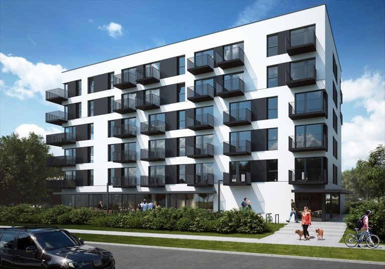 Nowe mieszkanie trzypokojowe Apartamenty Nowy Marysin WARSZAWA, Wawer, Okularowa 8/Bluszczowa 18  65m2 Foto 3