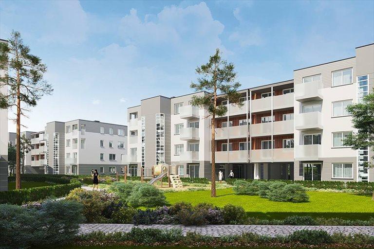 Nowe mieszkanie trzypokojowe Złoty Trójkąt Otwock, Reymonta 14  71m2 Foto 1