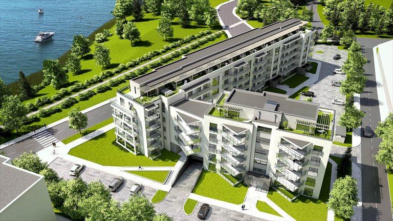 Nowe mieszkanie Apartamenty Białe  etap I i II Augustów, Turystyczna  100m2 Foto 1