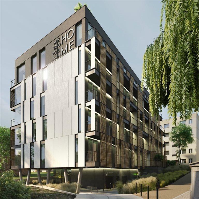 Nowe mieszkanie trzypokojowe Metropolitan Home Katowice, Kowalska  67m2 Foto 1