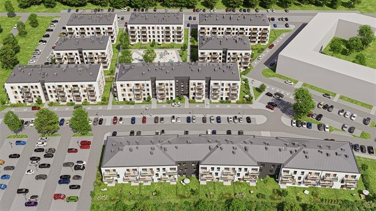 Nowe mieszkanie dwupokojowe Kleszczewo Park Kleszczewo  52m2 Foto 8