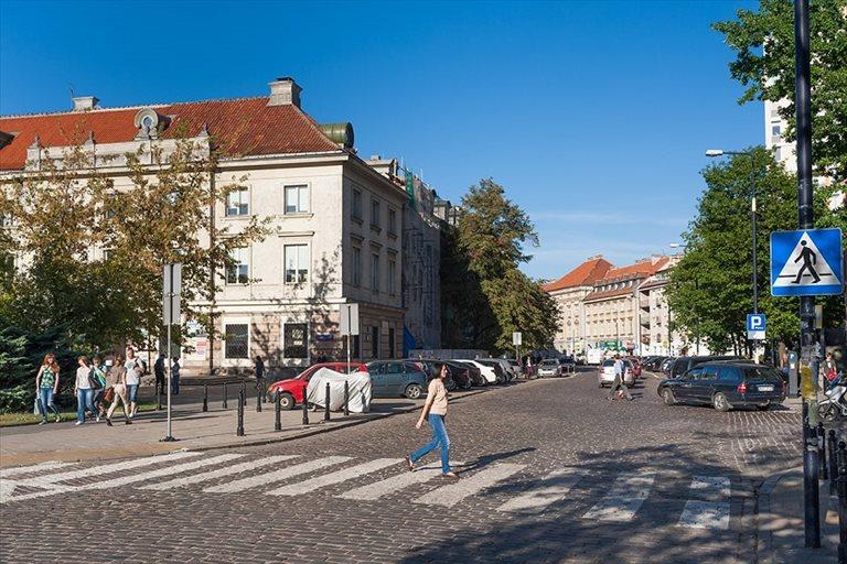 Nowy lokal użytkowy Przy Arsenale - lokale Warszawa, Śródmieście, Al. Solidarności 60B  81m2 Foto 8
