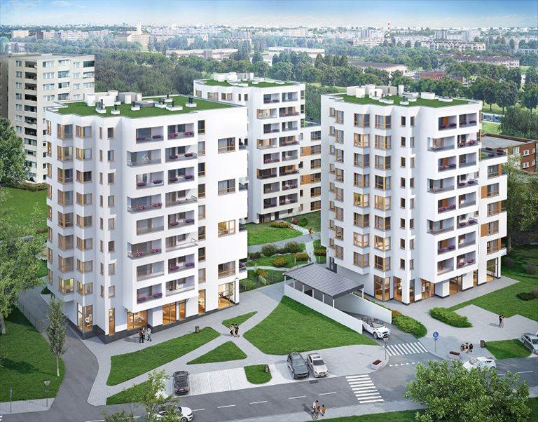 Nowe mieszkanie dwupokojowe Stacja Targówek Warszawa, Targówek, Witebska 4  51m2 Foto 3