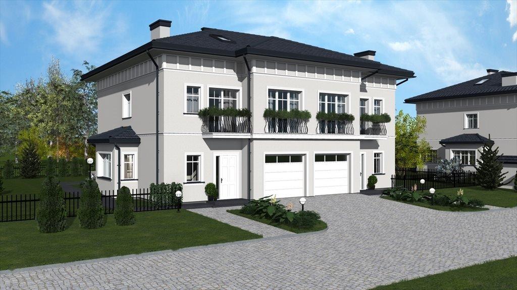 Dom na sprzedaż Villa Moderna Pęcice Małe, Parkowa 50  182m2 Foto 1