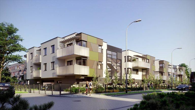 Nowe mieszkanie czteropokojowe  Wille Miejskie Krzycka 73-75 Wrocław, Krzyki, Krzycka 73  91m2 Foto 4