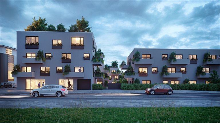 Nowe mieszkanie trzypokojowe Trójpole Poznań, Winiary, ul.Trójpole  56m2 Foto 1