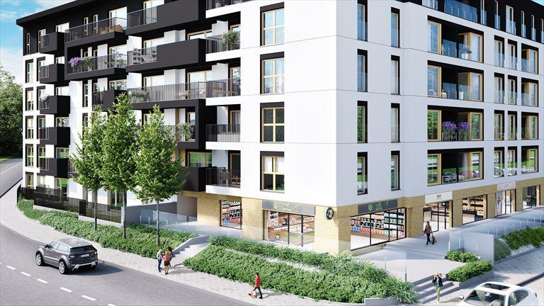 Nowe mieszkanie dwupokojowe Citi Yes Kraków, Nowohucka 46  41m2 Foto 2