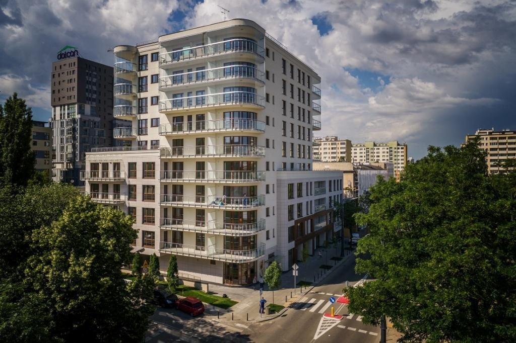 Mieszkanie dwupokojowe na sprzedaż Art Deco Warszawa, Wola, Siedmiogrodzka 7  77m2 Foto 1