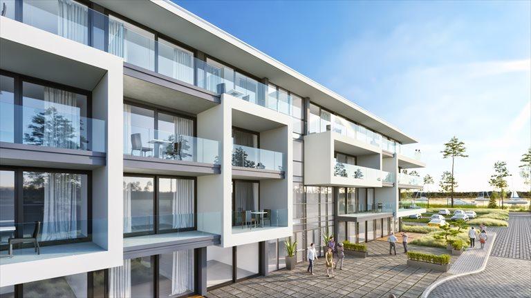 Nowe mieszkanie dwupokojowe Sea & Lake Luxury Apartments Resort Mielno, Unieście, Sosnowy las  34m2 Foto 7