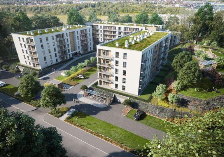 Nowe mieszkanie dwupokojowe Leszczynowy Park Gdańsk, Jasień, Leszczynowa  46m2 Foto 7