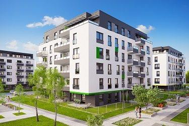 Nowe mieszkanie dwupokojowe Osiedle Franciszkańskie Południe Katowice, Ligota-Panewniki, Franciszkańskie, Kijowska 44  49m2 Foto 7