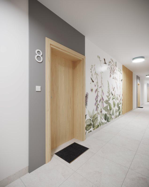 Nowe mieszkanie dwupokojowe Osiedle przy Błoniach Rumia, Janowo, Błoń Janowskich  41m2 Foto 10