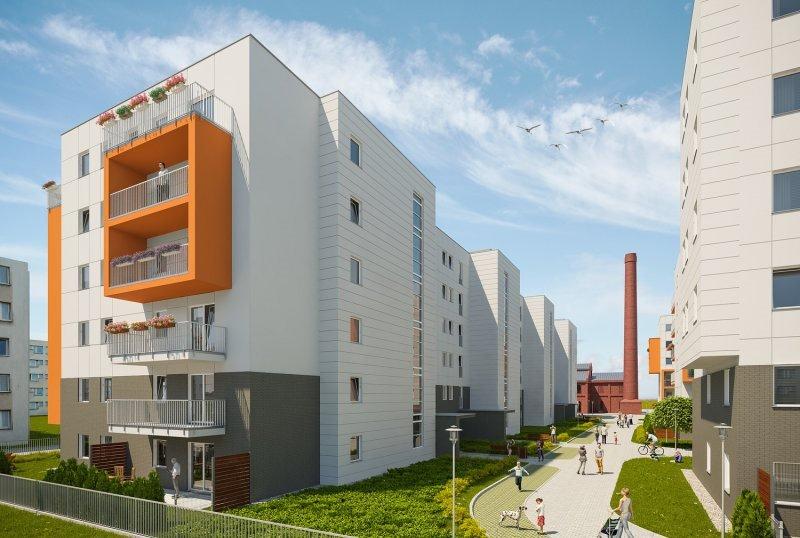 Nowe mieszkanie dwupokojowe Wilczak 20 Poznań, ul. Wilczak 20  53m2 Foto 1