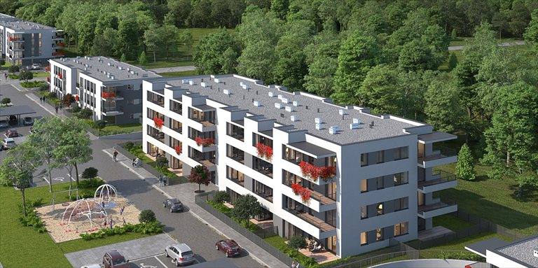 Mieszkania Hetmańska - ETAP II Łódź, Widzew, Maksa Bauma  Foto 2