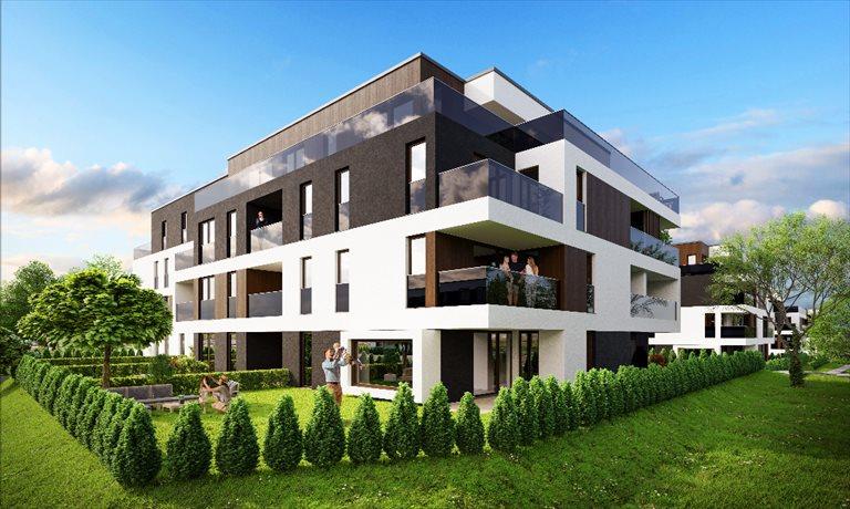 Nowe mieszkanie trzypokojowe Nove Villove II Etap Gliwice, Os. Trynek, ul. Toruńska  69m2 Foto 3