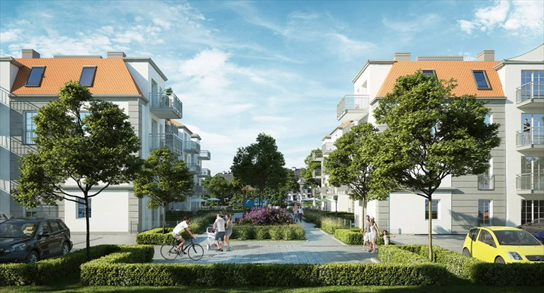 Nowe mieszkanie dwupokojowe Radosna IV Zalasewo  50m2 Foto 2