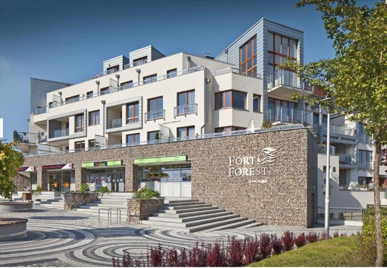 Nowe mieszkanie trzypokojowe Fort Forest Gdynia, Chwarzno, ul. Czesława Niemena  66m2 Foto 1
