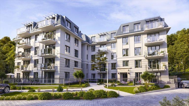 Nowe mieszkanie czteropokojowe  Apartamenty Jaśkowa Dolina 73 Gdańsk, Wrzeszcz, Apartamenty Jaśkowa Dolina 73, Jaśkowa Dolina 73  69m2 Foto 2
