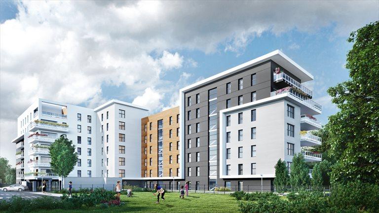 Nowe mieszkanie SREBRZYŃSKA PARK III Łódź, Polesie, Srebrzyńska 42B  119m2 Foto 2